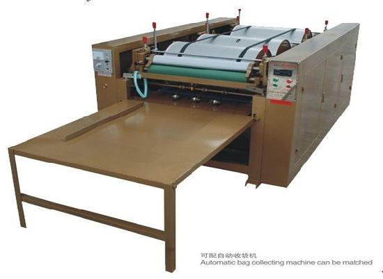 PP Woven Bag Sack Multi Color Printing Machine