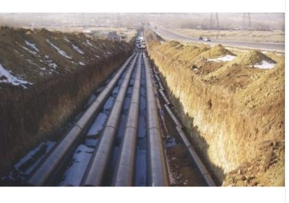HDPE Double-Wall Corrugated Rain Sewage Pipe