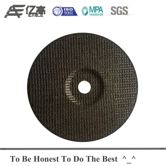 9 Inch 230X3X22 Abrasive Cutting Disc for Inox/Metal/Stainless Steel