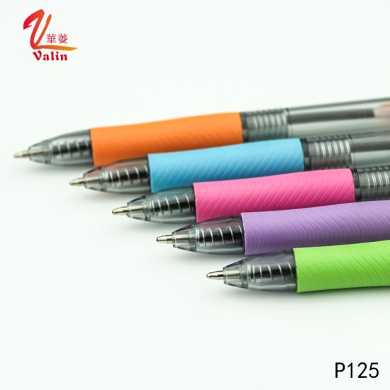 Cheap Student Ball Pen with Plastic Promotional Items pictures & photos