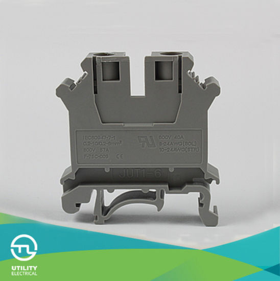 UL Approval Phoenix Contact Terminal Blocks Made in China