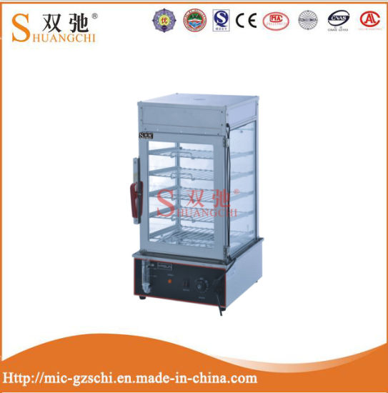 Made-in-China Electric Commercial Display Steamer