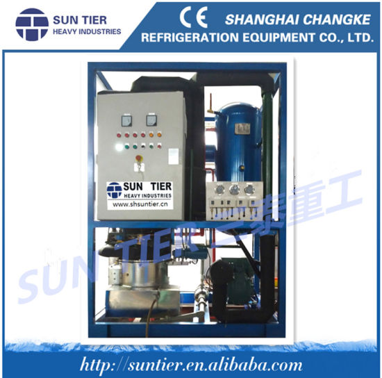 Ice Drink Machine 5 Tons Tube Ice Machine Price pictures & photos