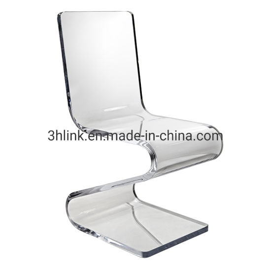 Wholesale Clear Crystal Acrylic Plexiglass Z Chair pictures & photos