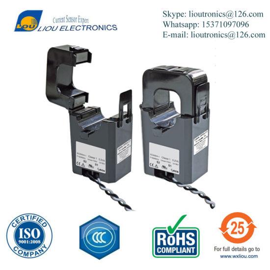 1: 3000 Split Core Current Transducer Lo-Sp3010 CT