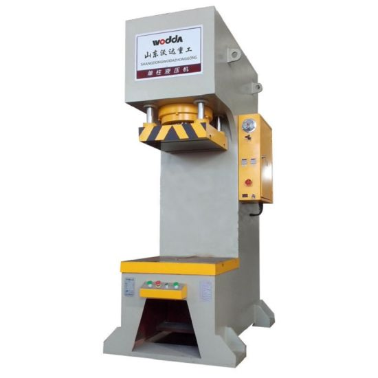 C-Frame Single Column Hydraulic Press with High Speed 200t