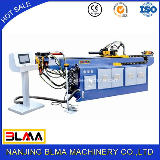Dw50CNC-2A-1s Hydraulic Exhaust Mandrel Pipe Bender for Sale