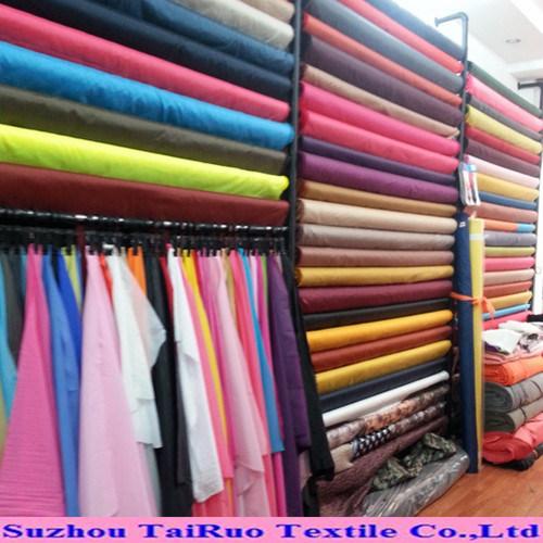 Soft 190t Poly Taffeta for Garment Lining