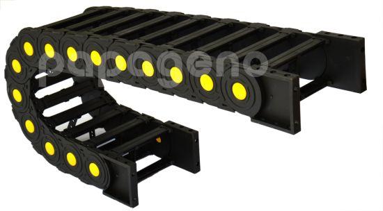 Hose Carrier Cable Tracks Bridge Drag Chain