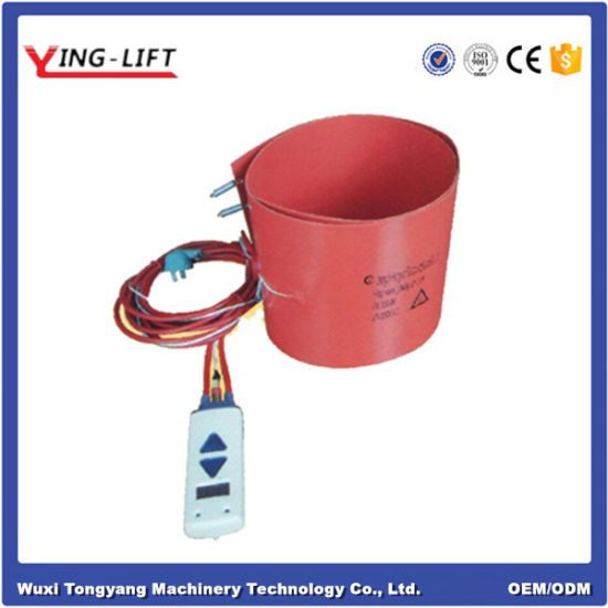 Silicone Rubber Oil Drum Heater pictures & photos