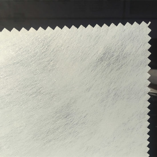 Polyester Long Stick Spun Bonded Non Woven Fabric Nonwoven Cloth pictures & photos