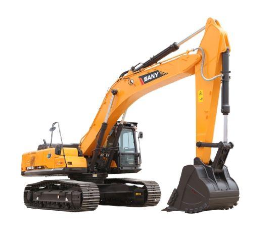 Sany Sy395h 40 Ton Excavator Construction Machinery Large Excavation Equipment Price
