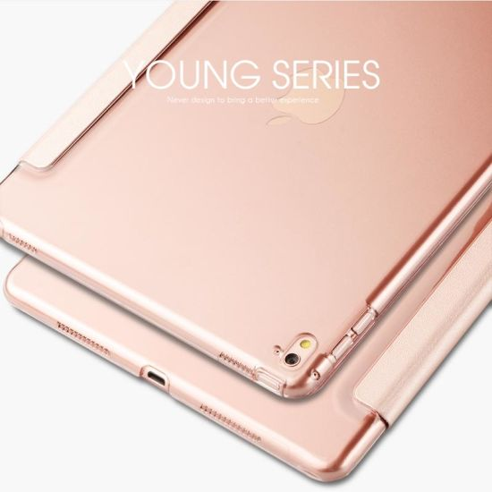 Hot Selling Original Leather Tablet PC Case for iPad Air1 2 3
