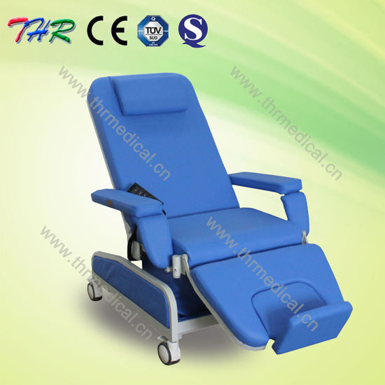 Hospital Electric Dialysis Chair (THR-DC510) pictures & photos