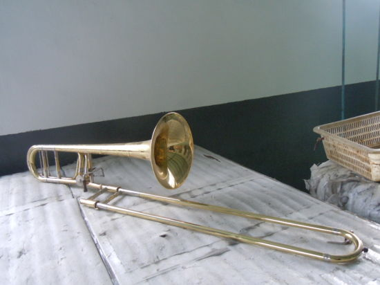 Gifts Musical Instruments, Cheap Tenor Trombone Made in China