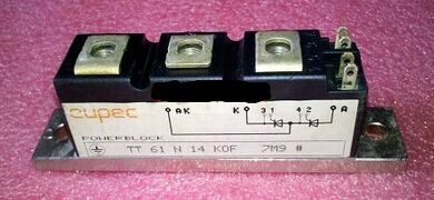 Low Switch Loss Original Ge Gto Thyristor for Electric Locomotive pictures & photos