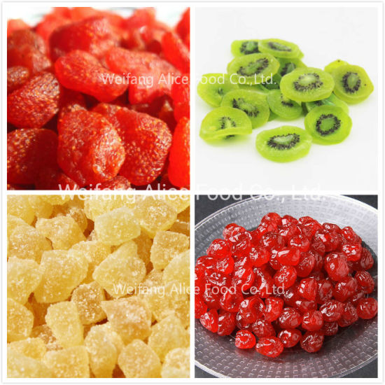 Hot Sale All Types of Dried Fruit From Alicefood on Sale