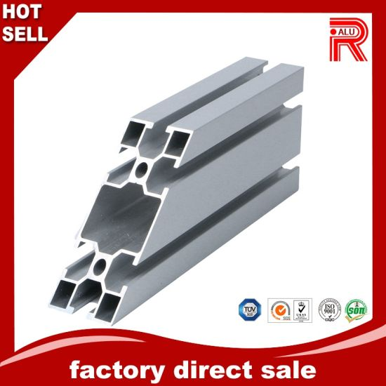 Aluminium/Aluminium Extrusion Profile for Industrial Profile (RAL-235) pictures & photos