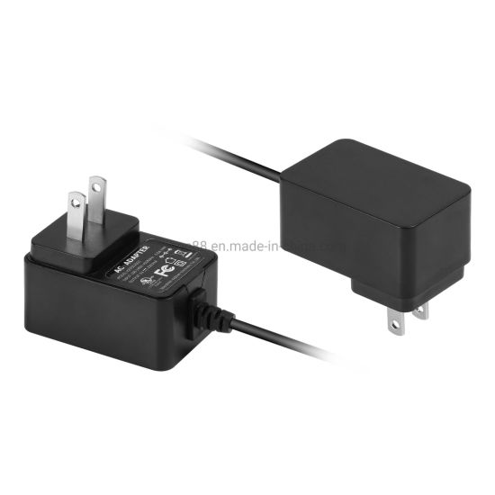 5V1a AC/DC Switching Power Adapter Supply Laptop Adapter with UL, RoHS, FCC, DOE VI Approval