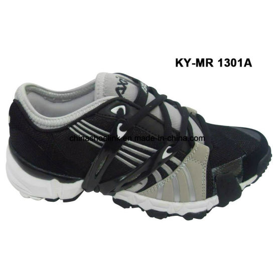 Men Running Sports Casual Shoes Athletic Shoes pictures & photos