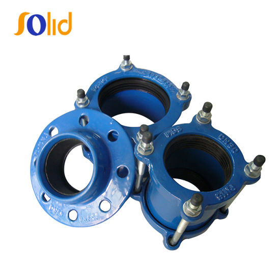 Universal Flange Adaptors (for A. C. pipes, PVC pipes, steel pipes and DI pipes)