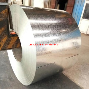 Zinc Coated Hot Dipped Galvanized Steel Coil 0.25-3.5mm