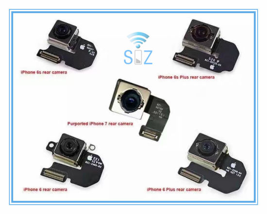 Mobile Phone Rear Front Camera for iPhone 7g 7 Plus 6s 6g