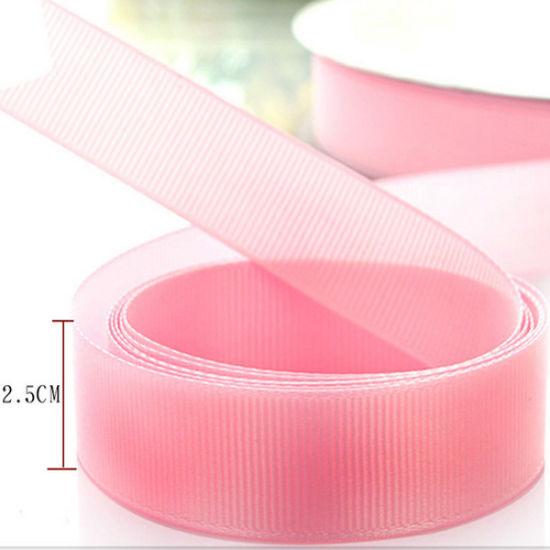 China Grosgrain Ribbon for Celebrate It Ribbon Designer