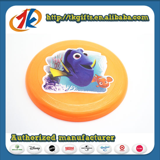 Promotional Outside Kids Plastic Frisbee Toys