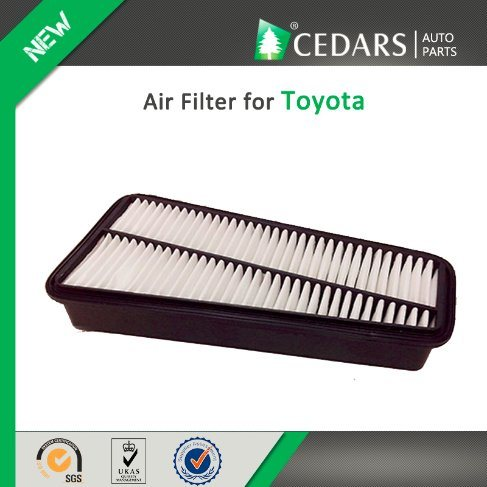 China Auto Parts Quality Supplier Air Filter for Toyota pictures & photos