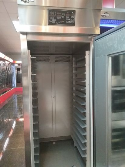Automatic Freezing Dough Proofer /32trays pictures & photos