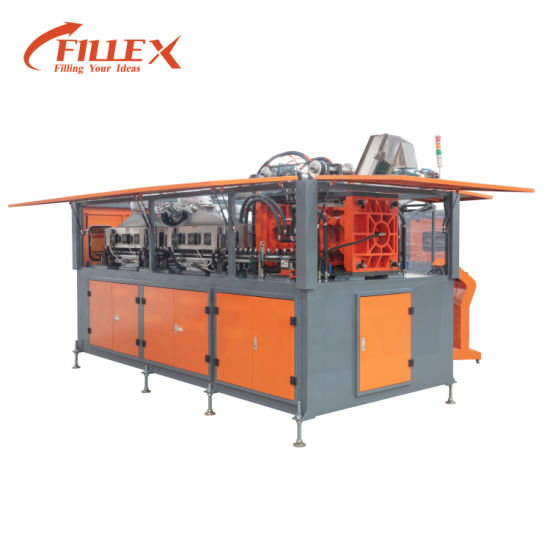 Blow Molding Plastic Bottle Making Machine with Ce Certification
