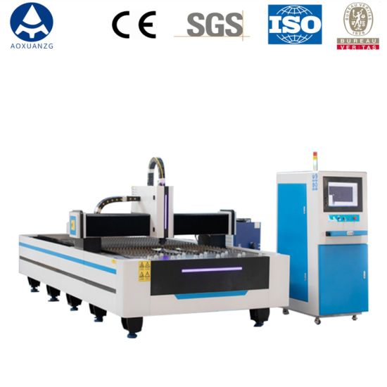Europe Quality 1000W Fiber Metal Laser Cutting Machine Price