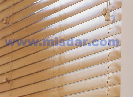Quality Bass Wood Venetian Blind