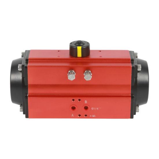 Ball Valve Butterfly Valve Air Torque Pneumatic Actuator