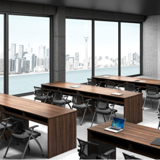China Factory Direct Plywood Classroom Furniture Set Student Desk and Chairs  Teacher Table - China Office Desks, Office Table