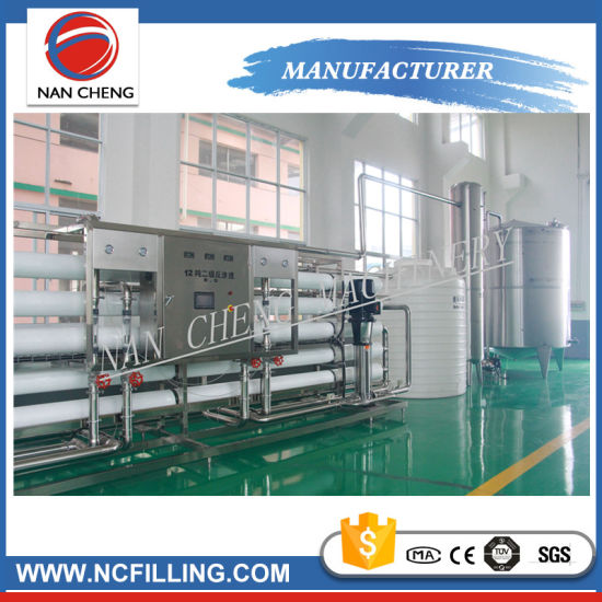 Fully Automatic Pure Water Treatment Equipment RO Purifier System