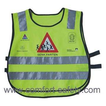 Children Reflective Vest Kid's Vest