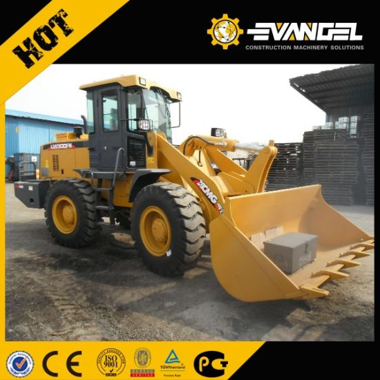Xcm 3ton Wheel Loader Lw300k with 1.8m3 Bucket Capacity pictures & photos