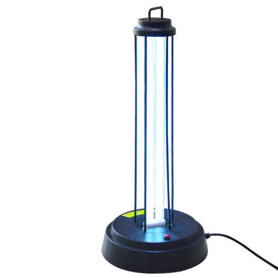 Home Room Air Ozone Remote Timing UVC Germicidal LED Ultraviolet UV Light Sterilizer Lamp Sterilization Lamp