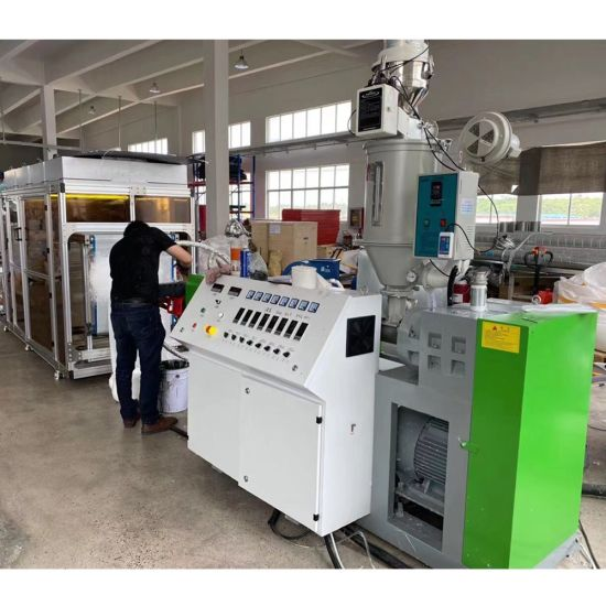 Automatic PP No-Woven Meltblown Cloth Making Machine
