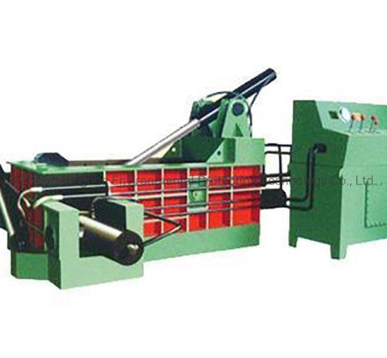 Factory Hydraulic Baler Scrap Metal Recycling Machine
