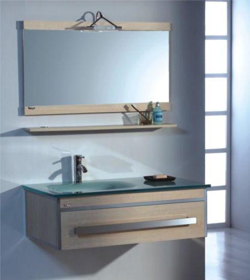 Cabinet Bathroom Bath Vanity Linen Th9026 Pictures Photos