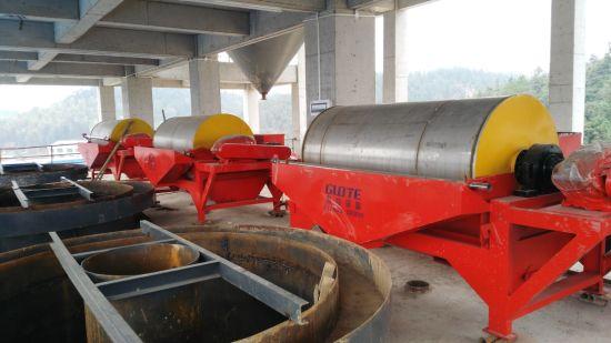 CTB (N/S) High Gradient Wet Type High-Intensity Permanent-Magnetic Drum Separator Price