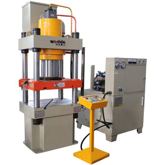 Wholesale 315 Ton Deep Drawing Three Beam Four Column Hydraulic Press Machine