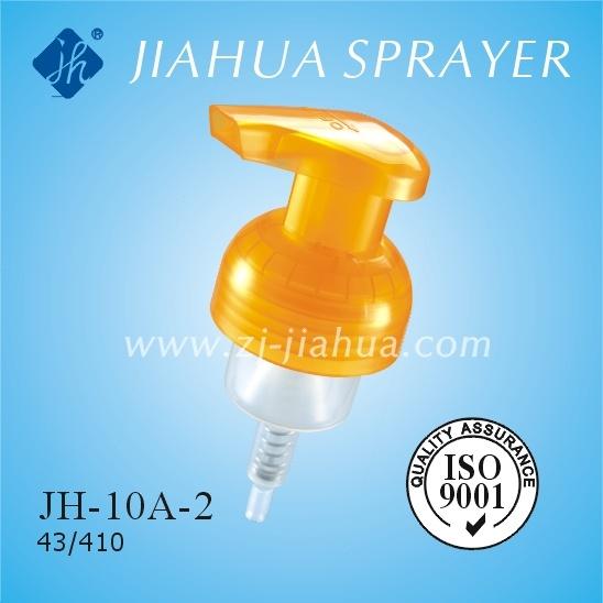 High Quality Lock Switch Plastic Foam Pump (JH-10A-2)