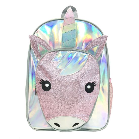 Cartoon Unicorn Child Backpack Shoulder Bag School Bag