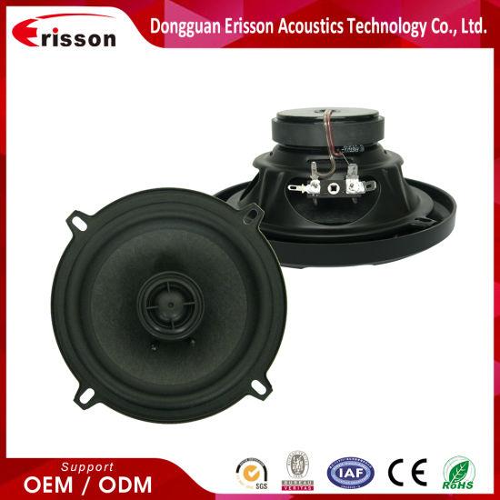 OEM Factory 5.25 Inch 30watts Professional Car Audio Speaker