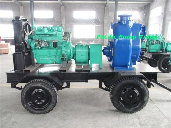 Solid-Handling Trash Pump (T) pictures & photos