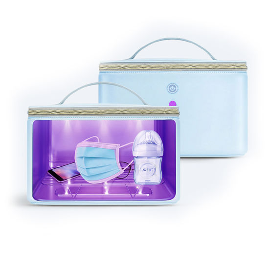 UV Sterilizer Bag for Toothbrush/Jewelry/Beauty Tools Disinfection pictures & photos
